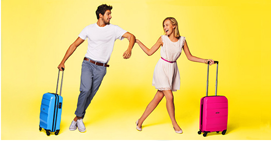 American Tourister Bon Air Summer Spring 2015 By Samsonite